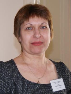 Мазанова Елена Викторовна