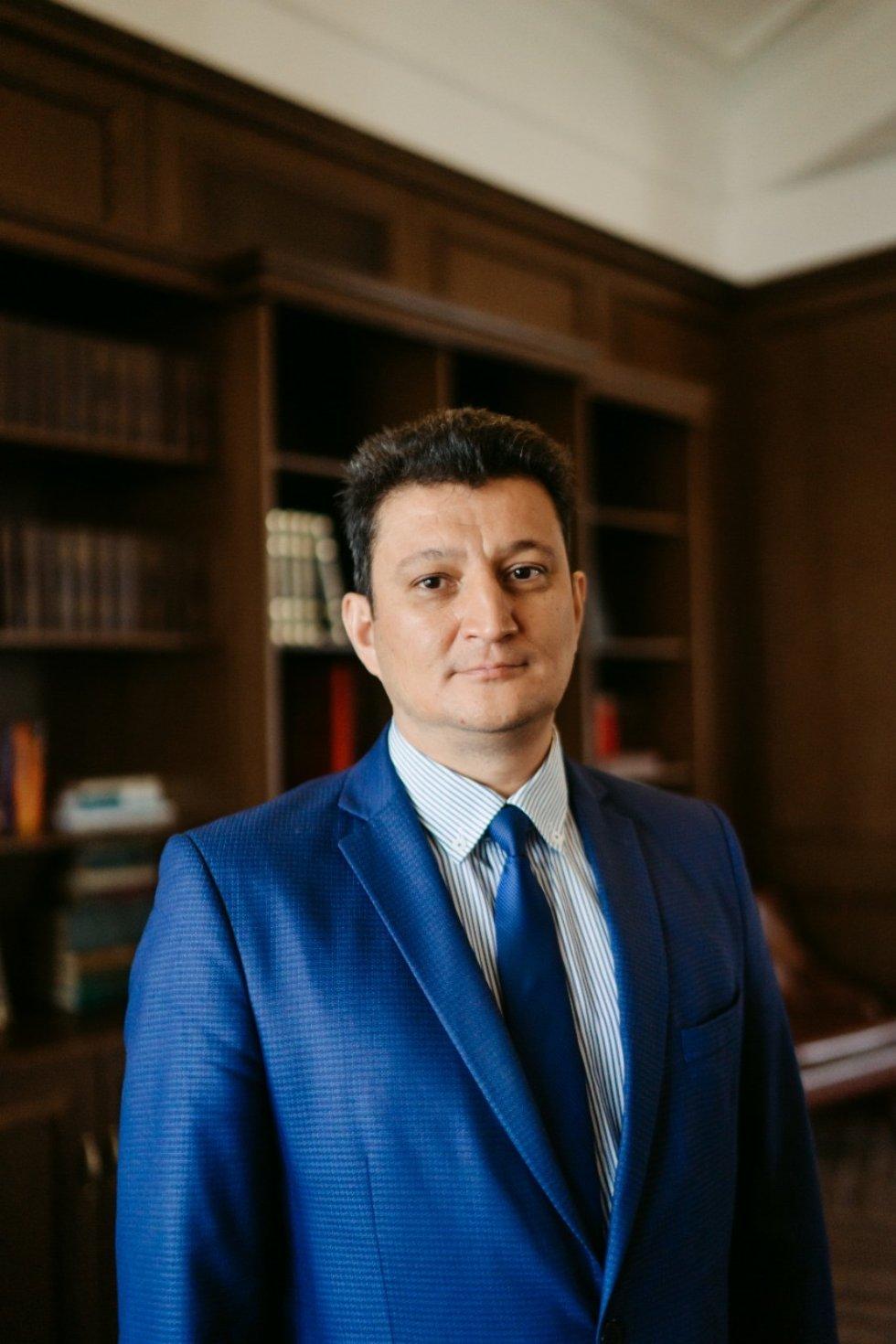 Сафиуллин Ленар Наилевич