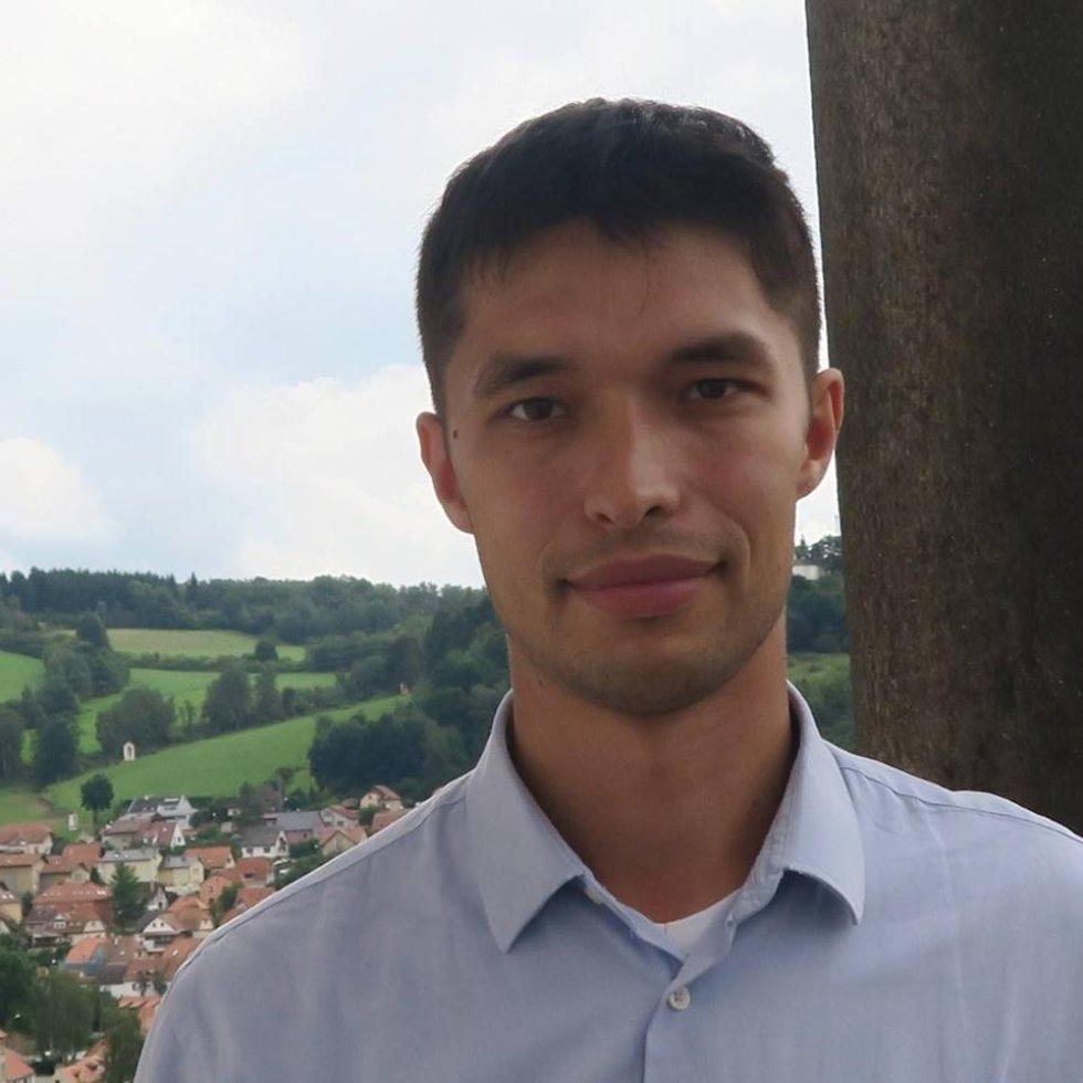 Khadiev Kamil Ravilevich