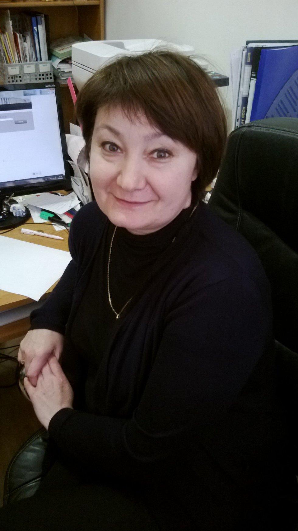 Дзюбенко Регина Гиясовна