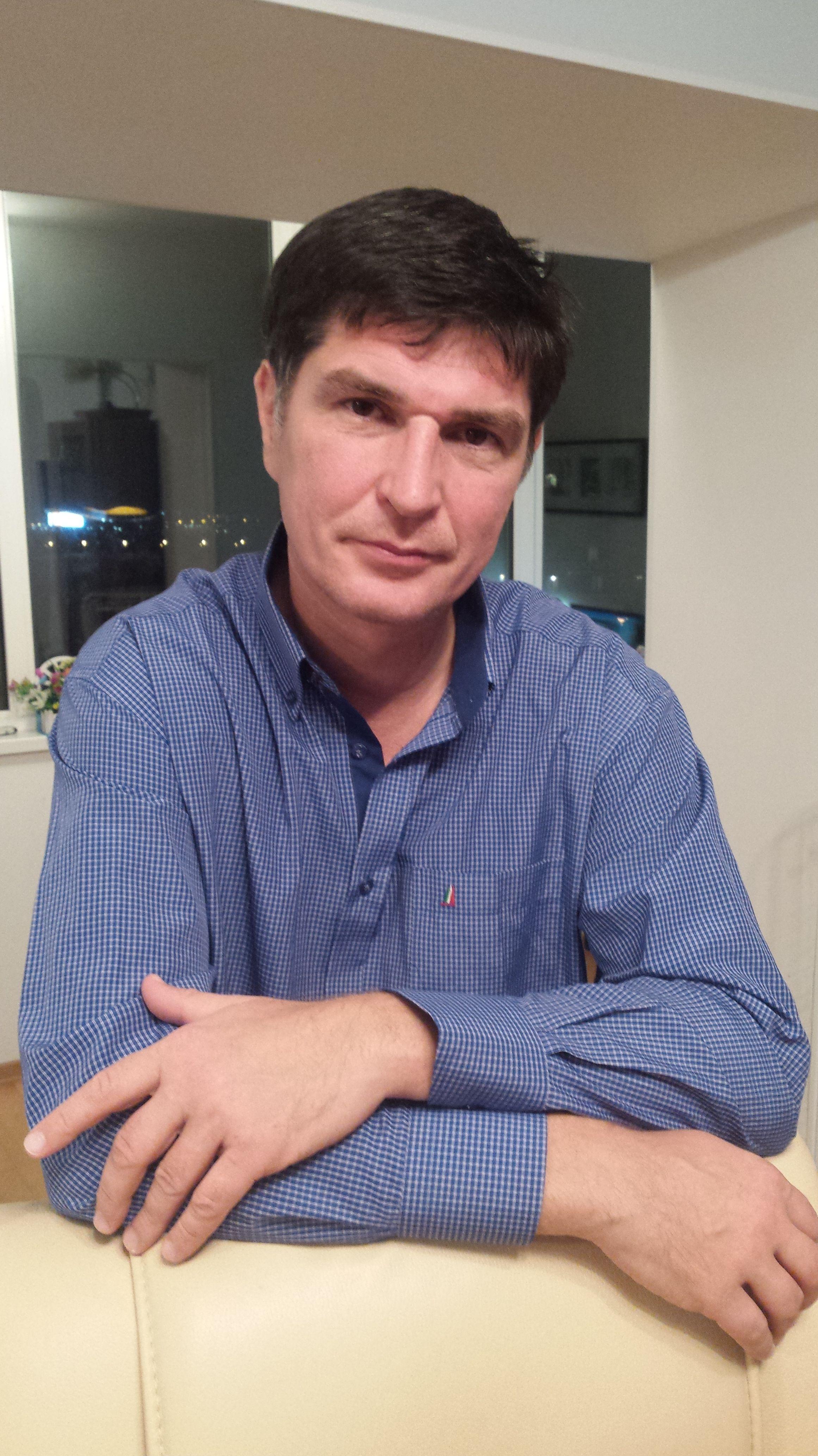 Гафуров Марат Ревгерович