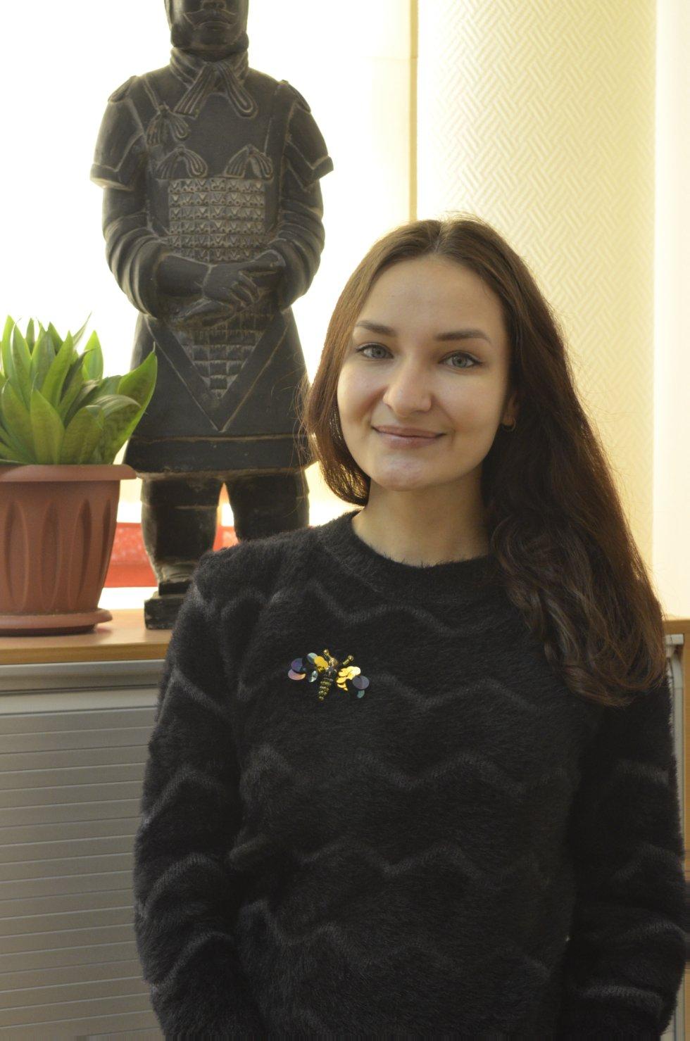 Усманова Илина Радиковна