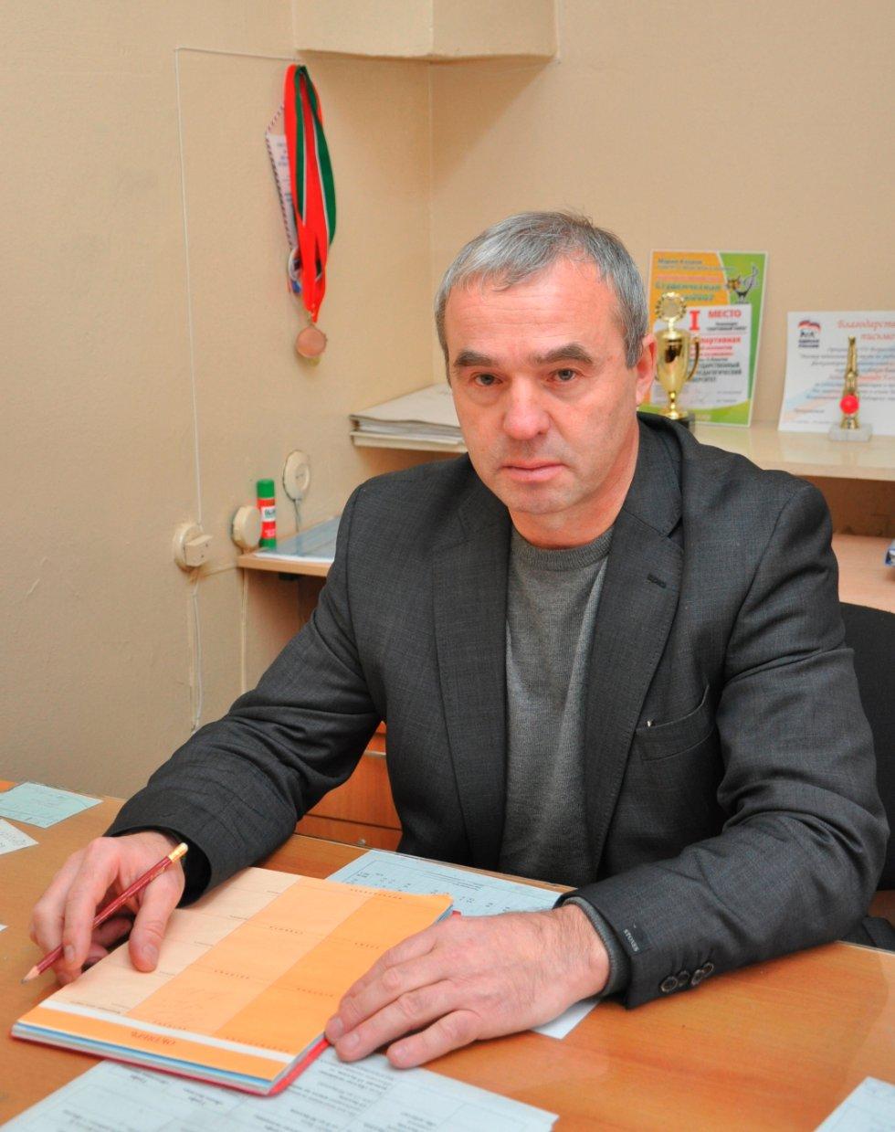 Lopatin Leonid Aleksandrovich
