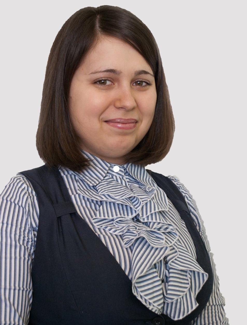 Фадеева Елена Юрьевна