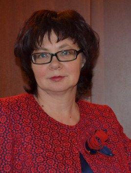 Kosmodemyanskaya Svetlana Sergeevna