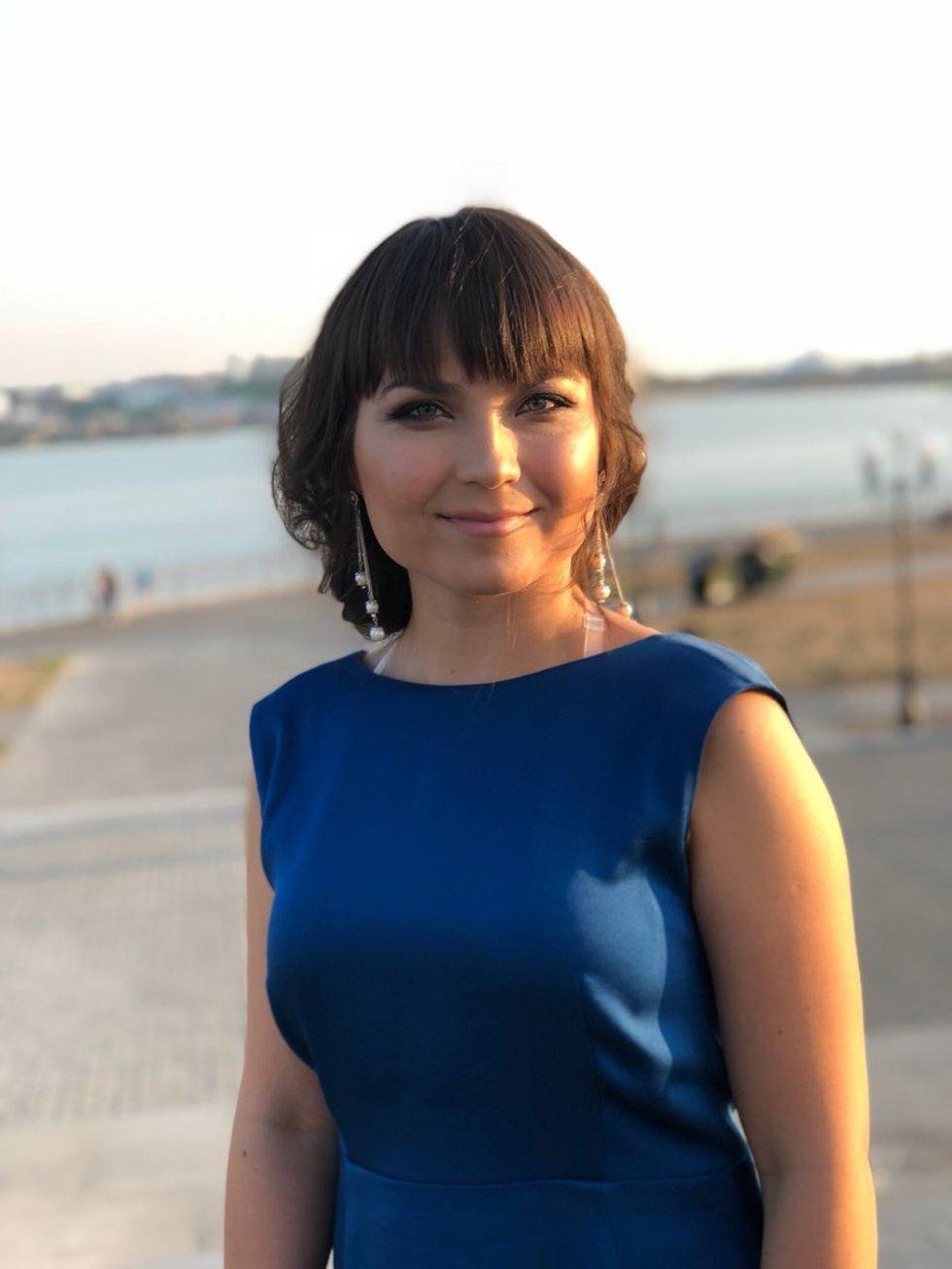 Салихова Талия Илшатовна
