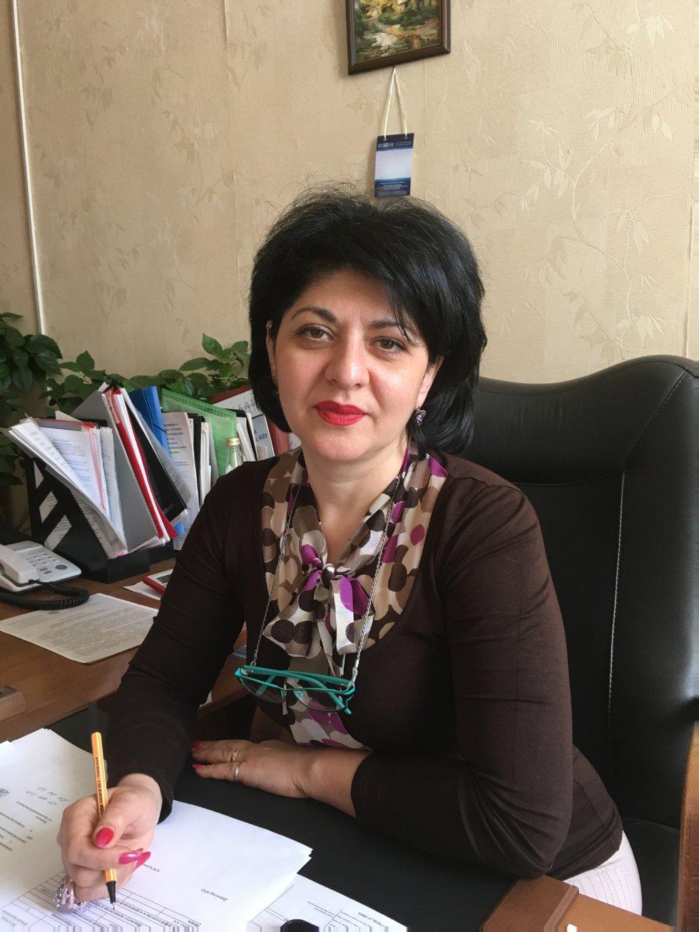 Путулян Нарине Сережовна