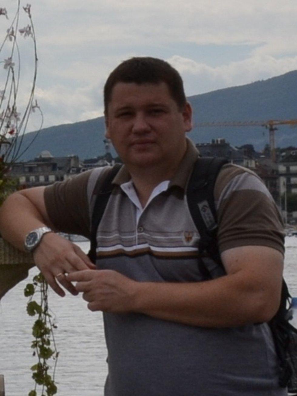 Кольчугин Антон Николаевич