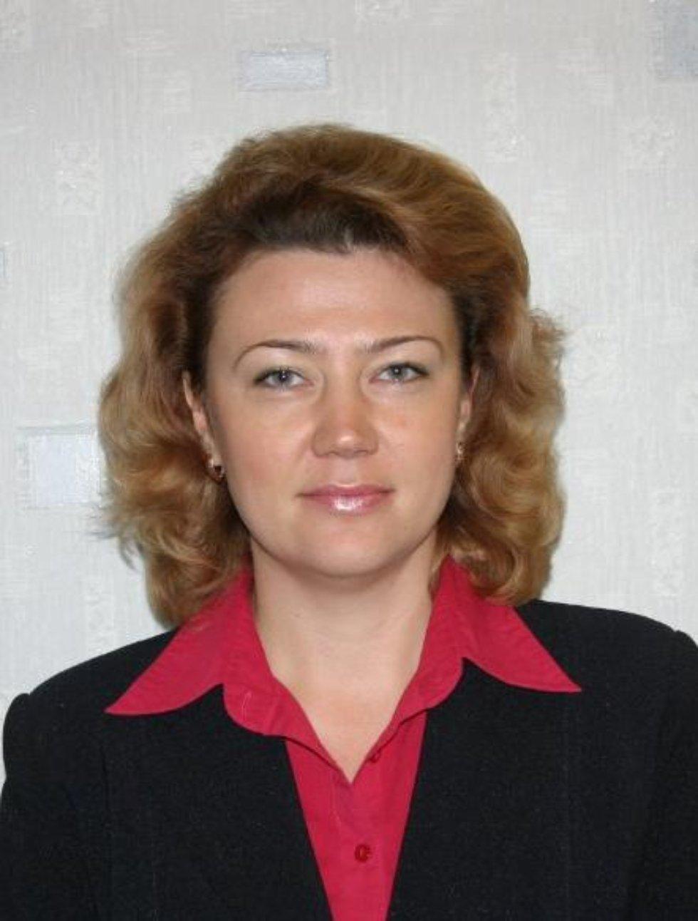 Bubekova Larisa Borisovna