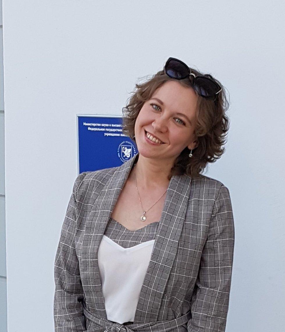 Kamaletdinova Leisan Kharisovna