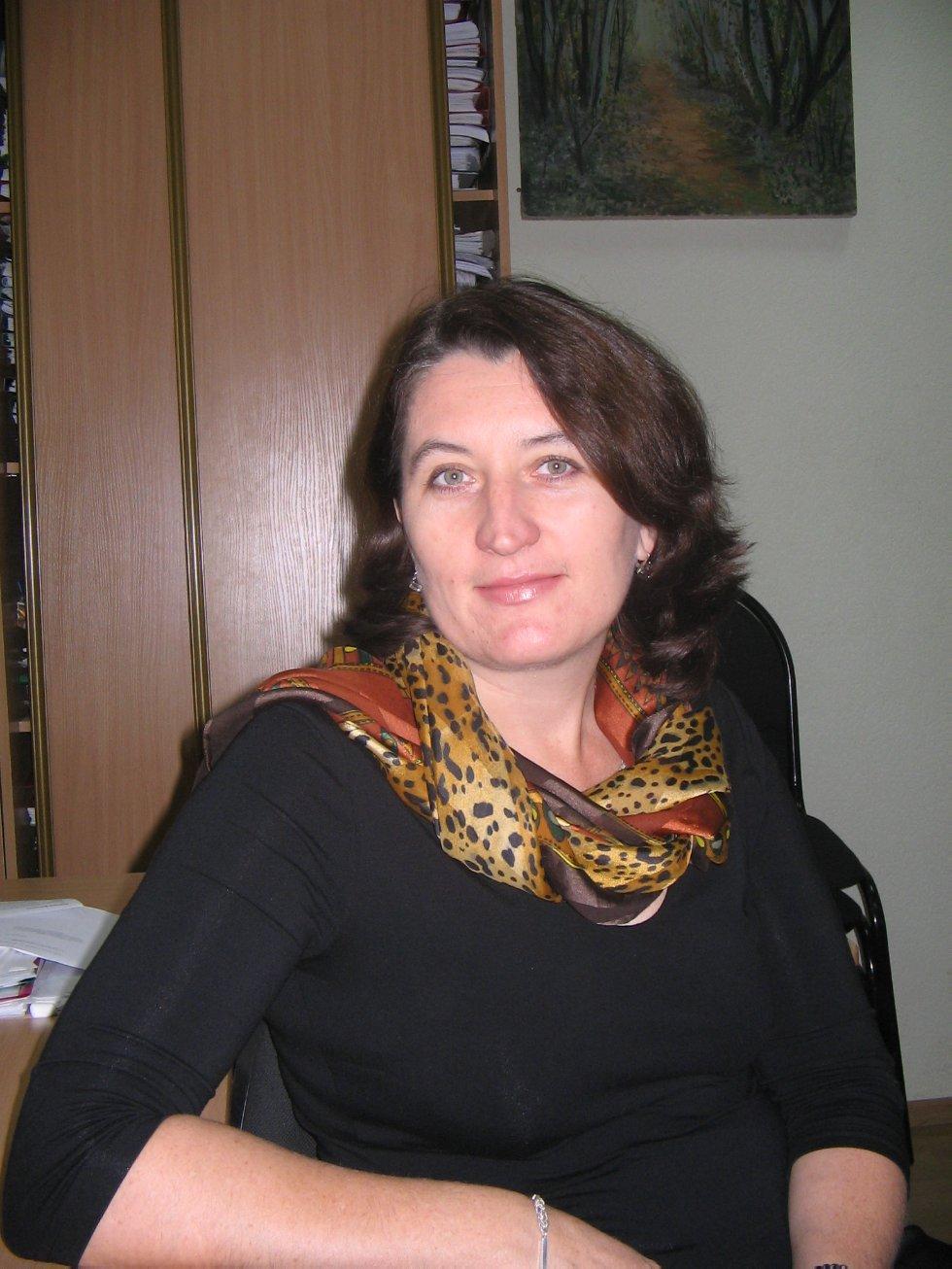 Орлова Марина Евгеньевна
