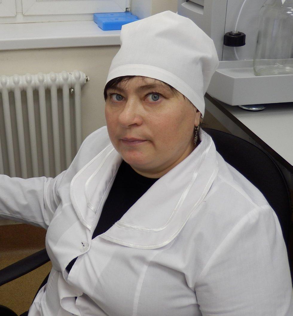 Александрова Наталья Михайловна
