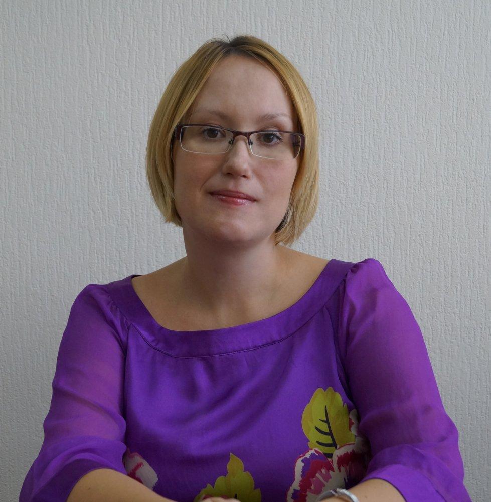 Ветошкина Елена Юрьевна