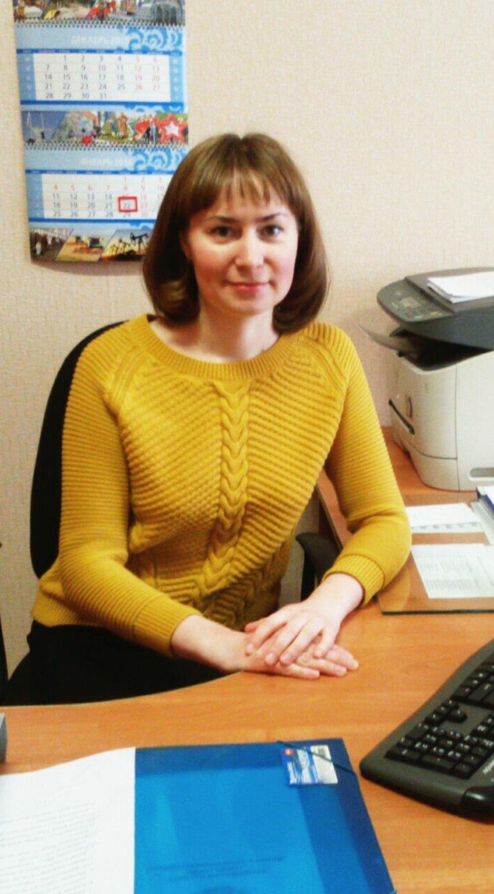 Маркова Марина  Валерьевна