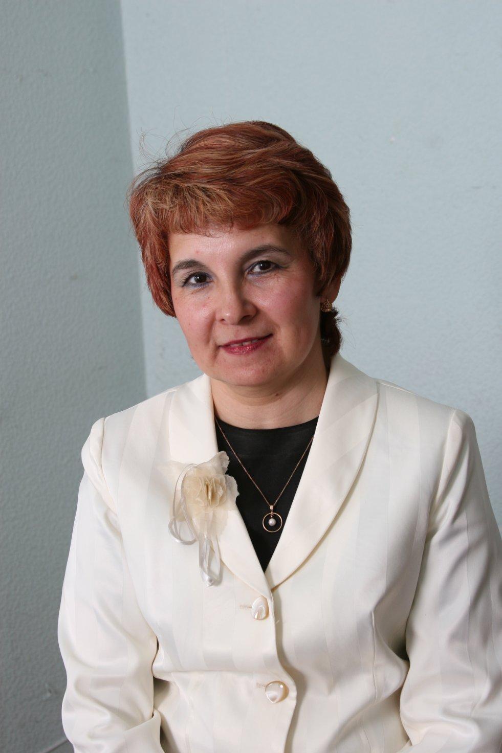 Камалова Лера Ахтямовна