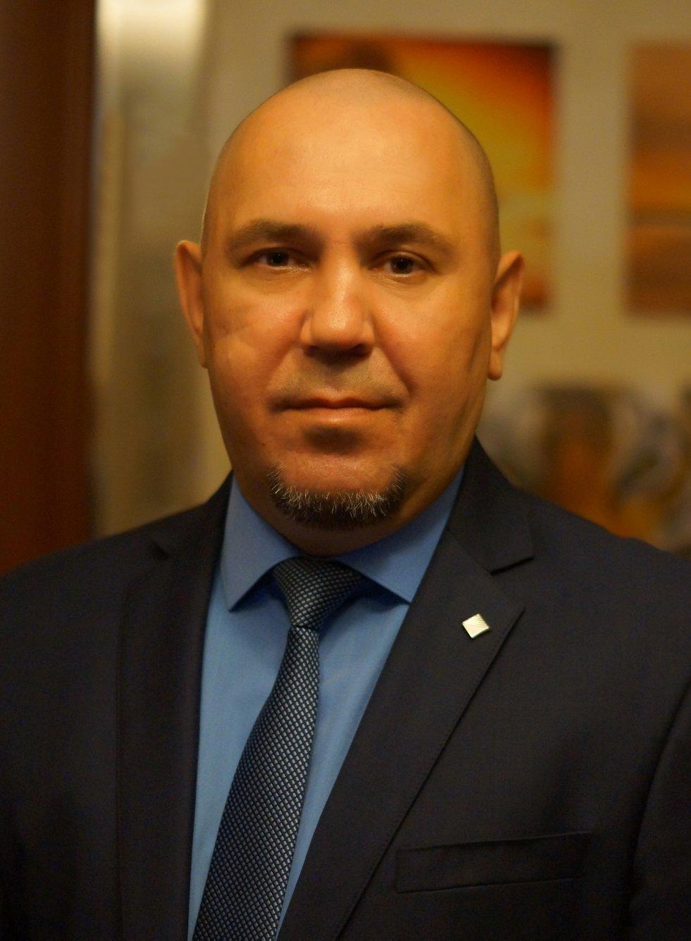 Салахов Расых Фарукович