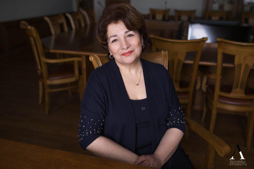 Amirova Rimma Rashitovna