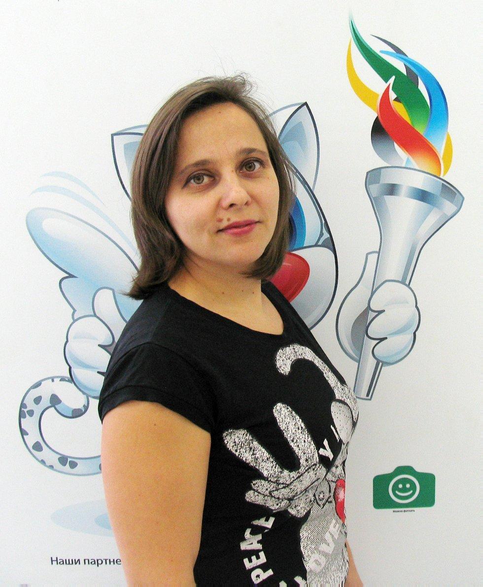 Shalavina Anna Sergeevna