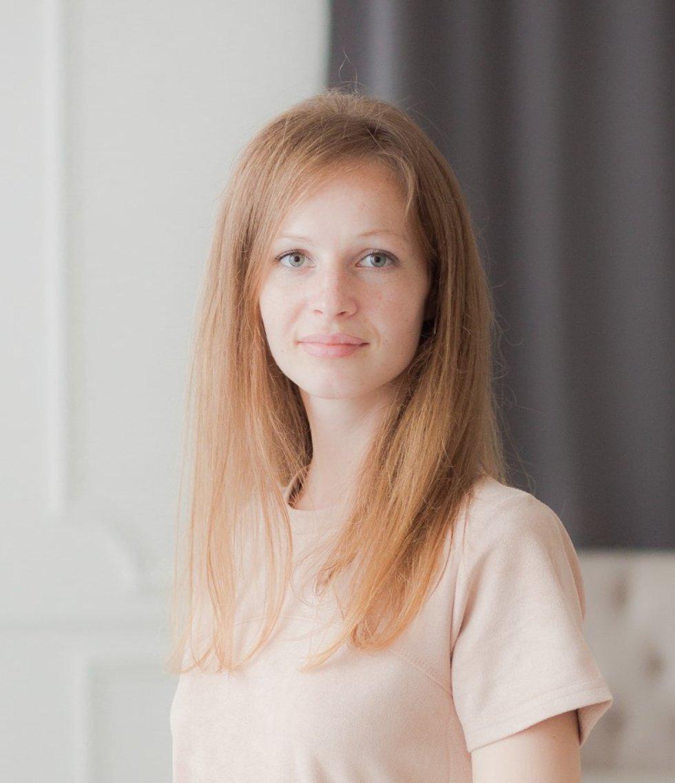 Данилова Юлия Васильевна