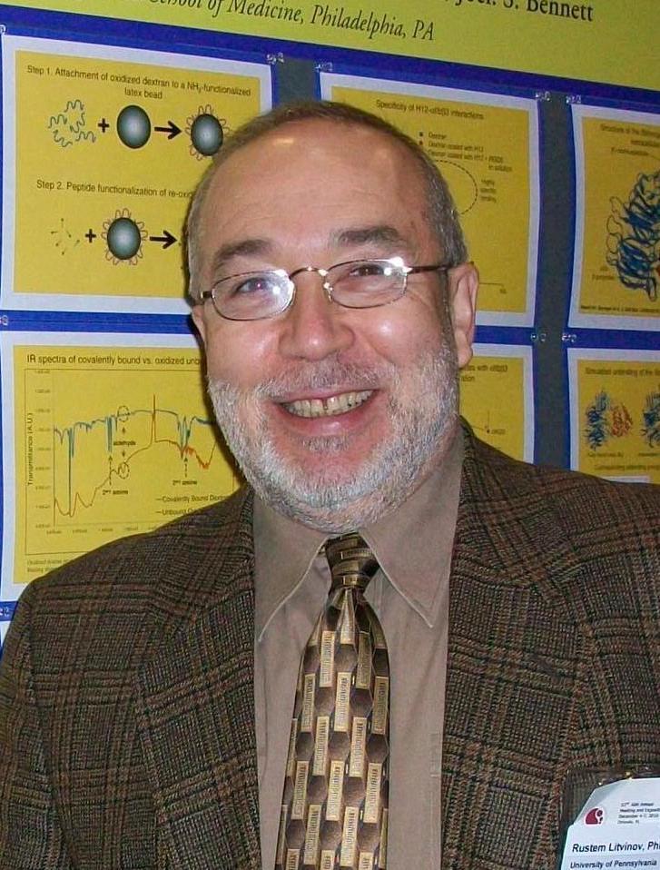 Litvinov Rustem Igorevich