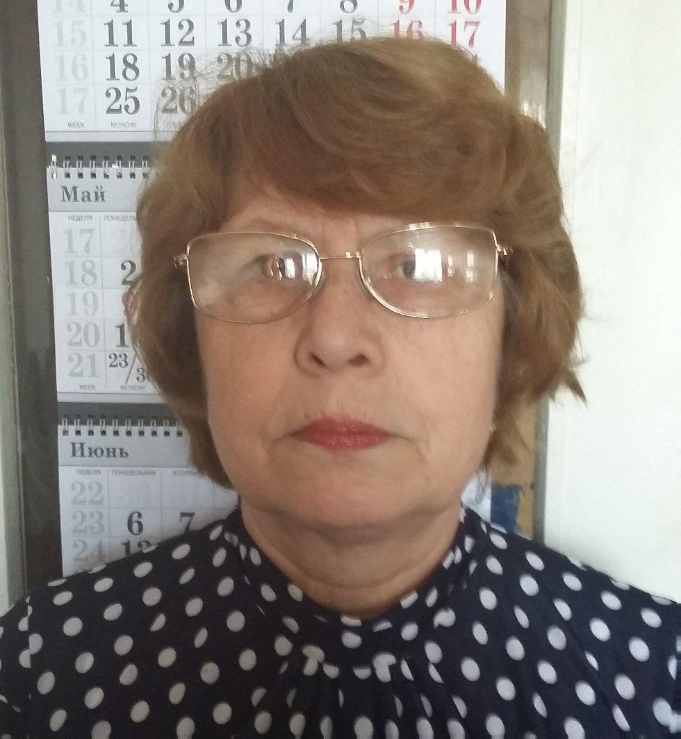 Абрамова Вера Викторовна