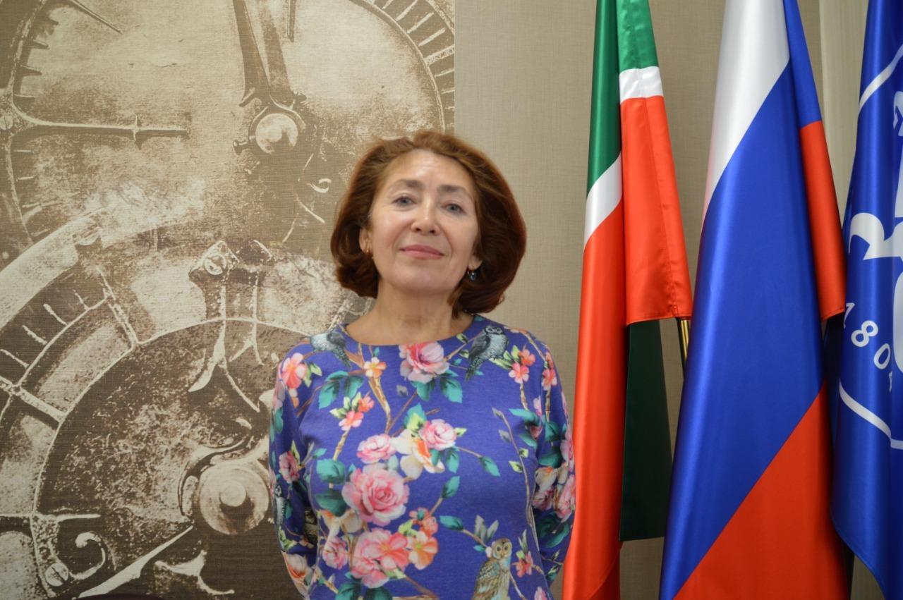 Nigmatullina Liliya Gabdulakhatovna