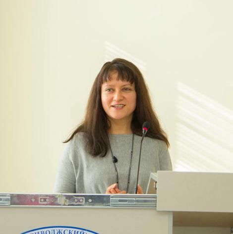 Almazova Leila Ildusovna