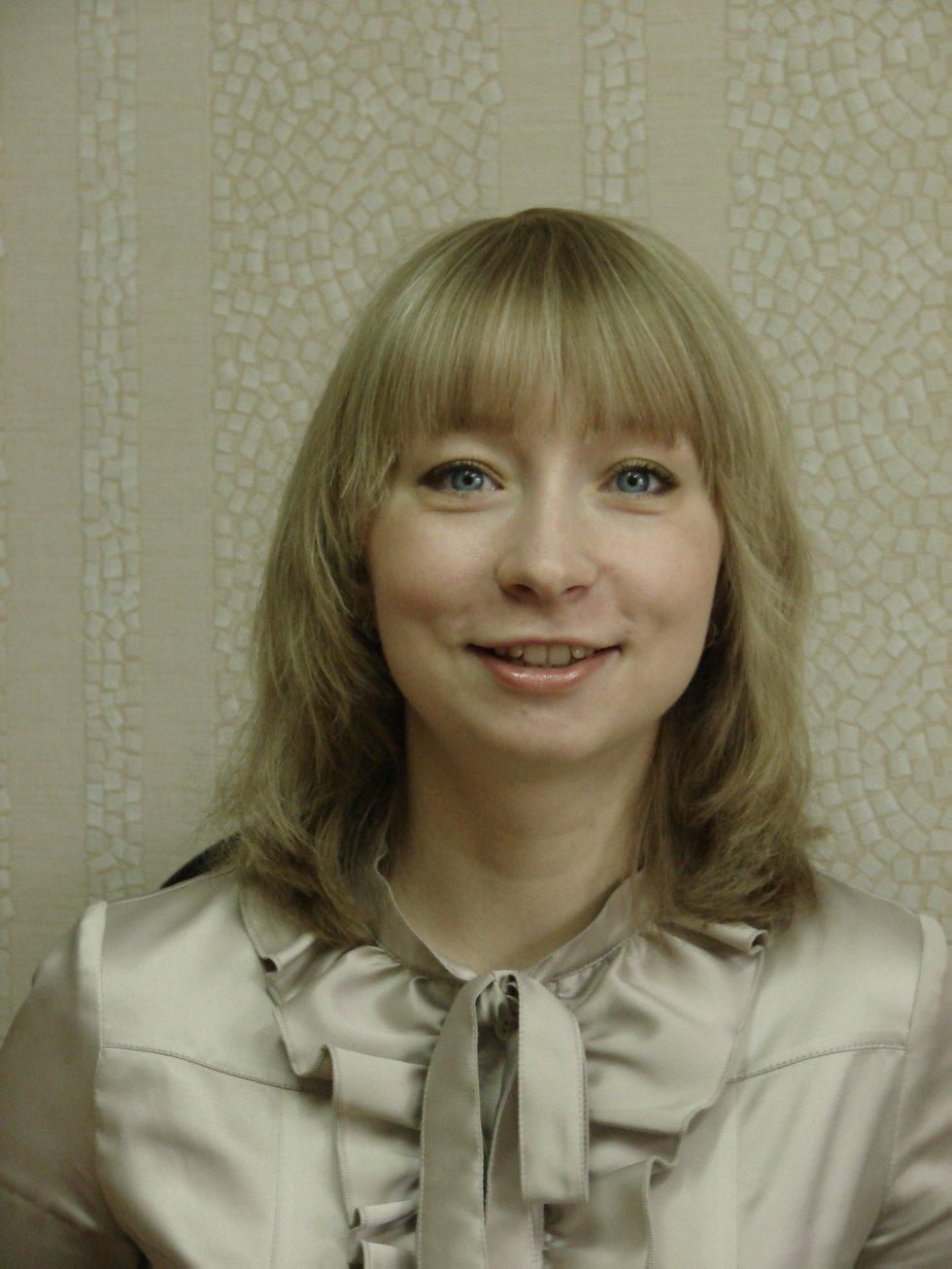 Зорина Анна Викторовна