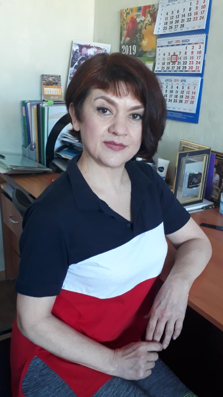 Закирова Найля Минкаримовна
