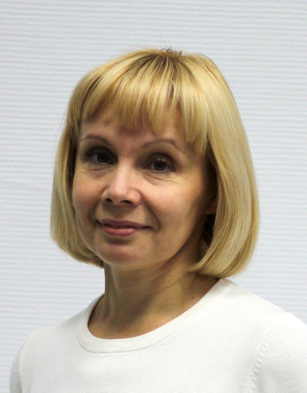Егорова Светлана Робертовна