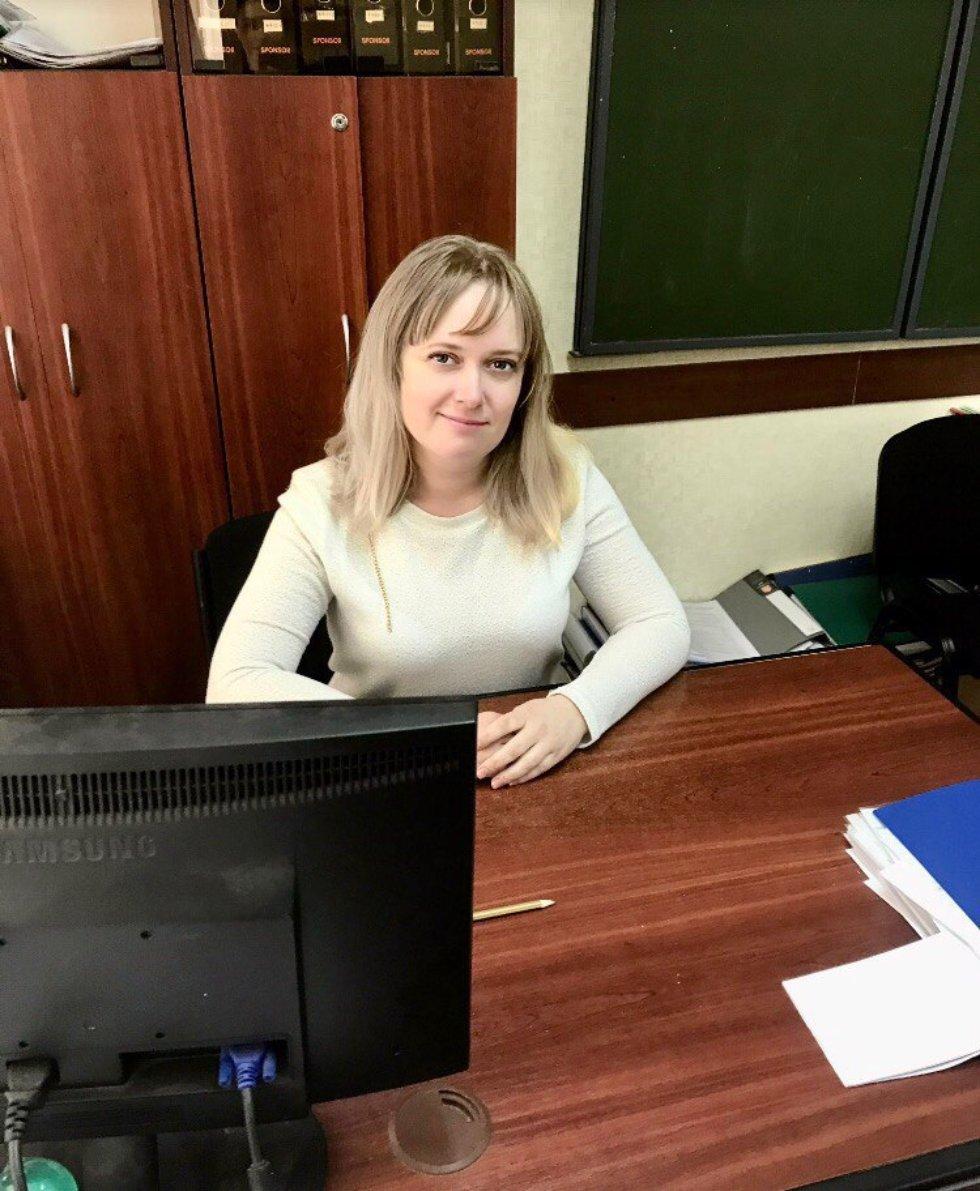 Алеткина Екатерина Николаевна
