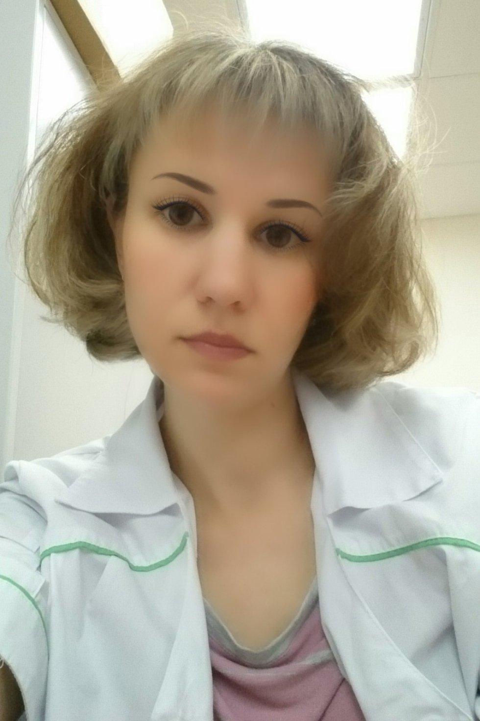 Крючкова Марина Анатольевна