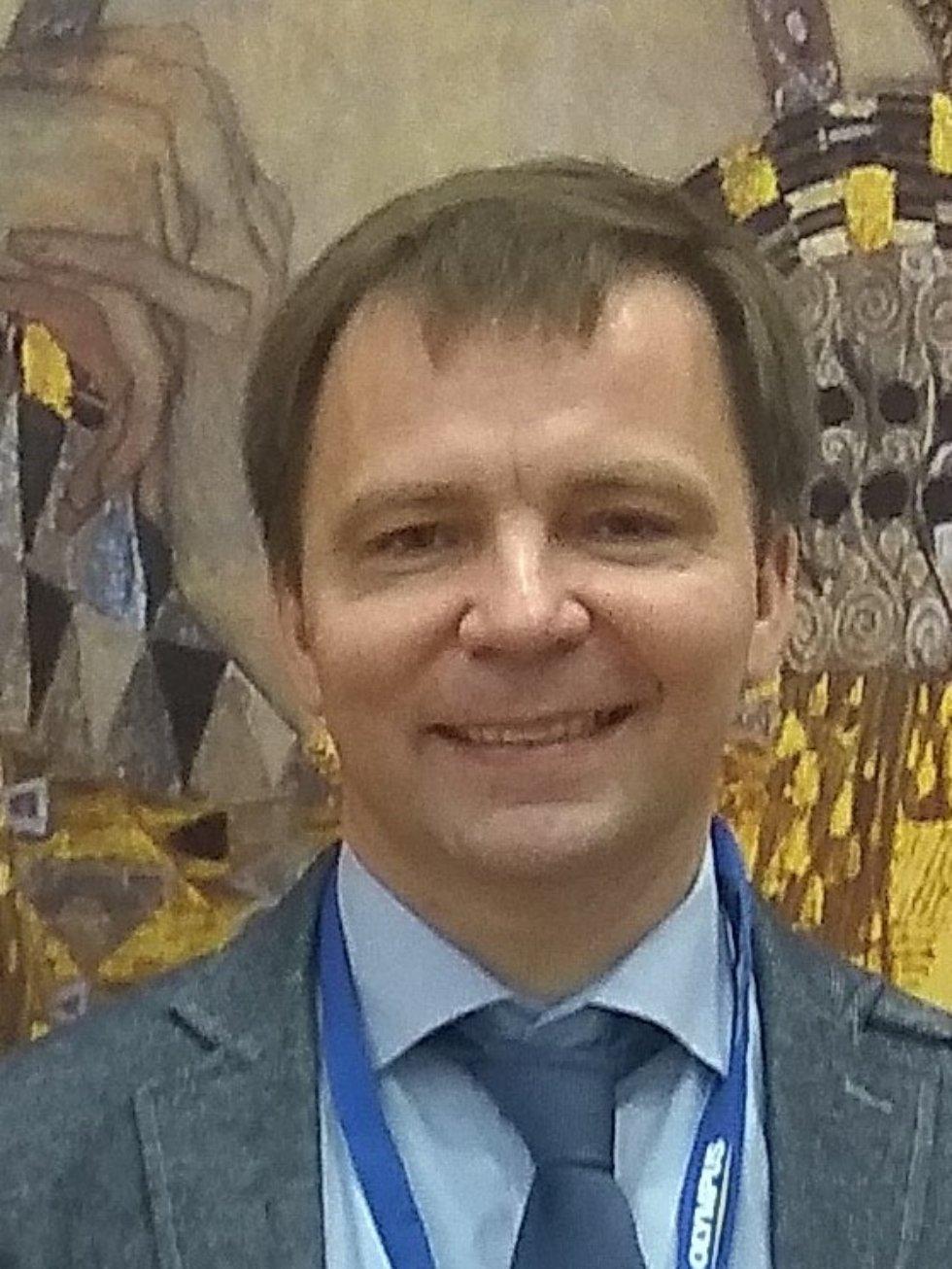 Ключаров Игорь Валерьевич