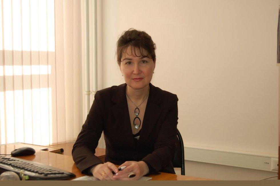 Shaikhutdinova Gulnara Raifovna