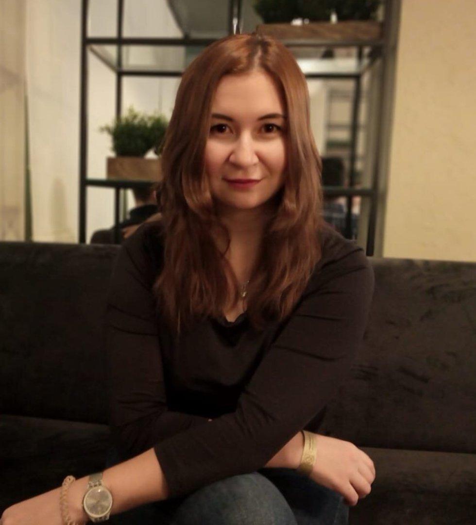 Султанова Эльза Дамировна