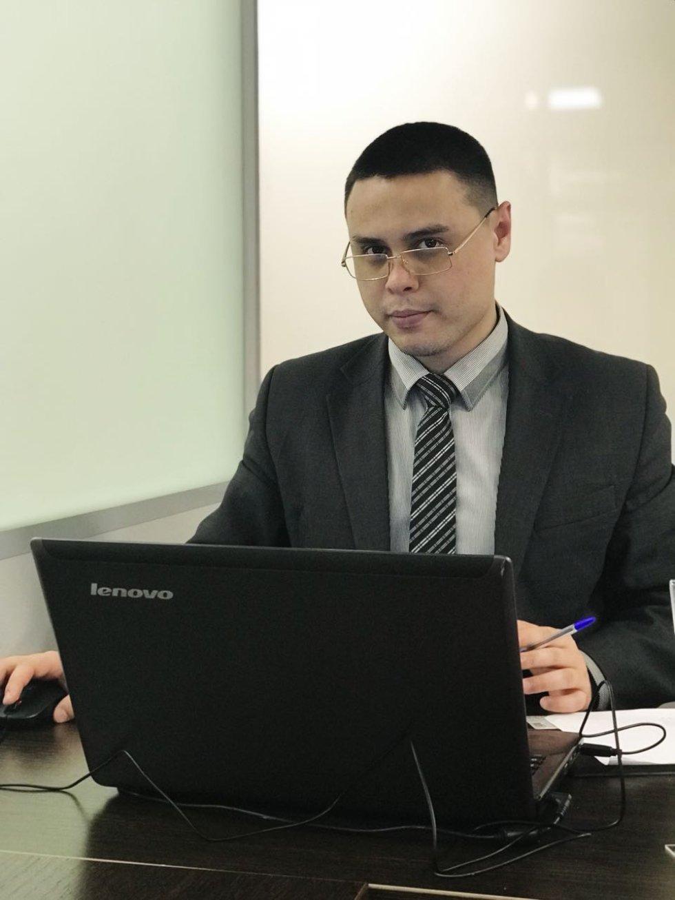 Иванов Радмир Владимирович