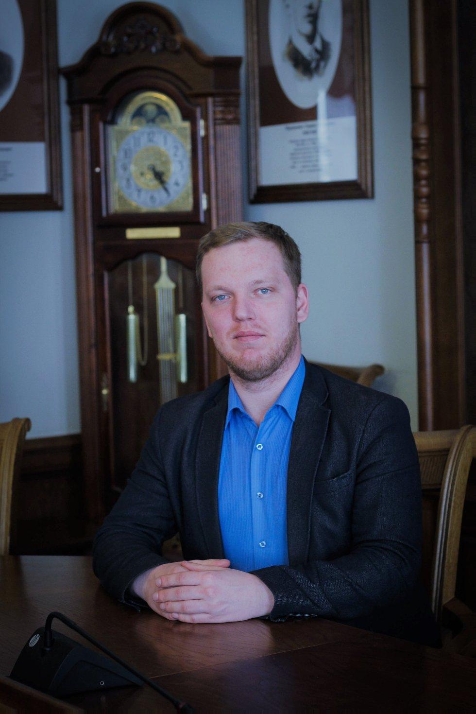 Маколкин Никита Николаевич