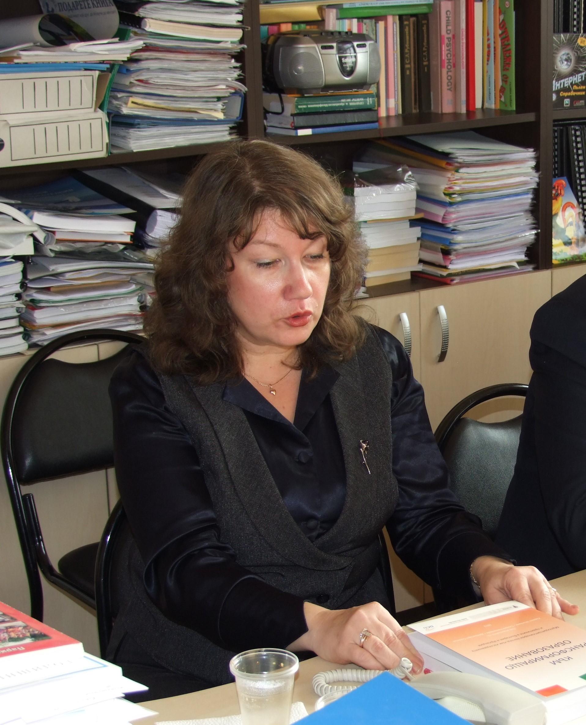 Зелеева Вера Петровна