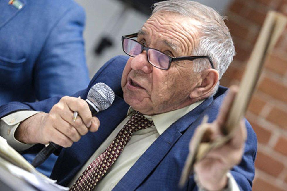 Azimov Jusuf Ismagilovich