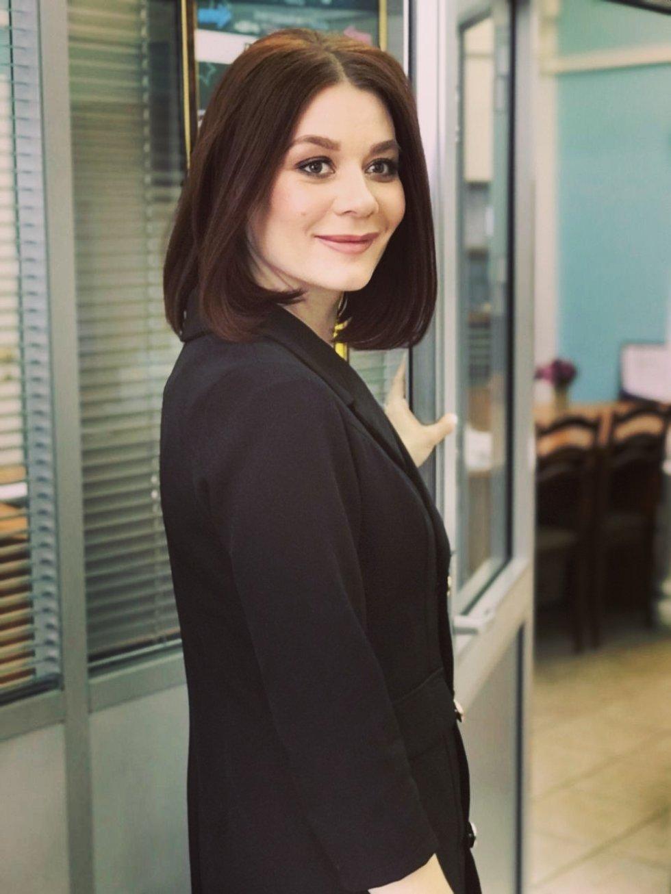 Гедмина Анна Владимировна