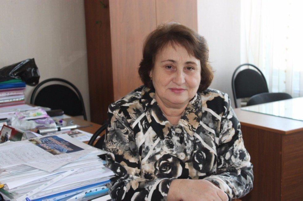 Глазырина Людмила Леонидовна