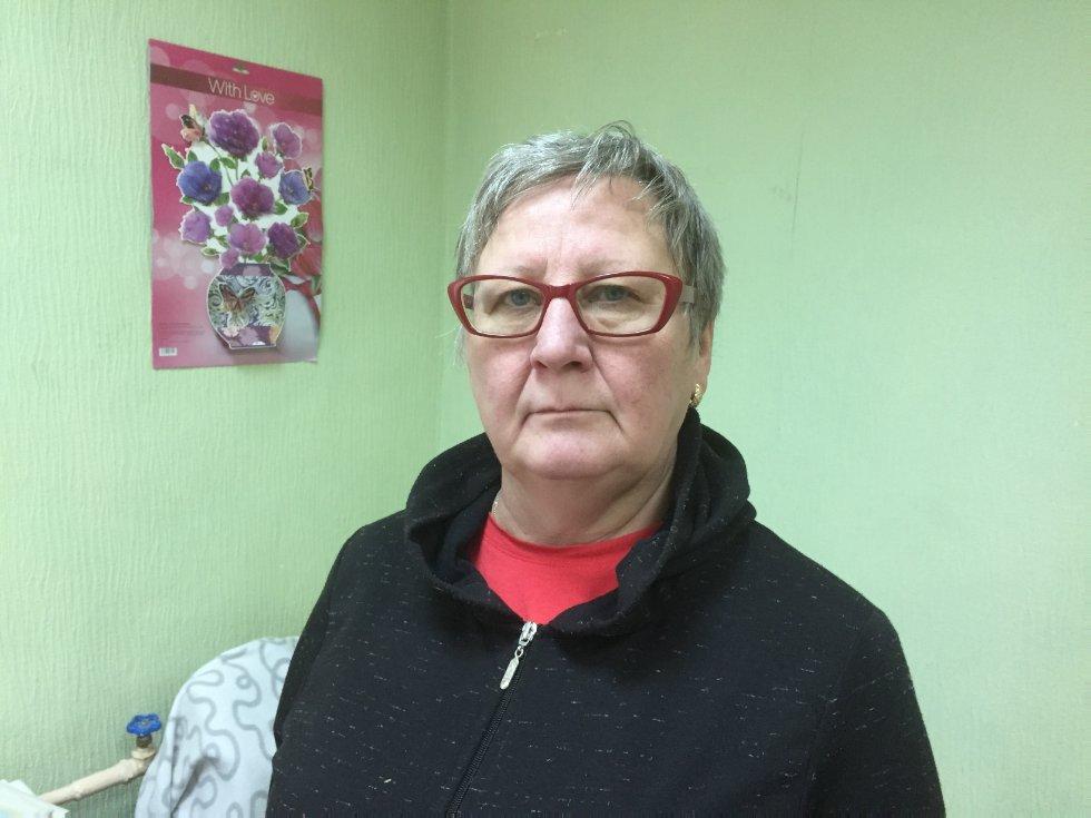 Фомина Елизавета Борисовна