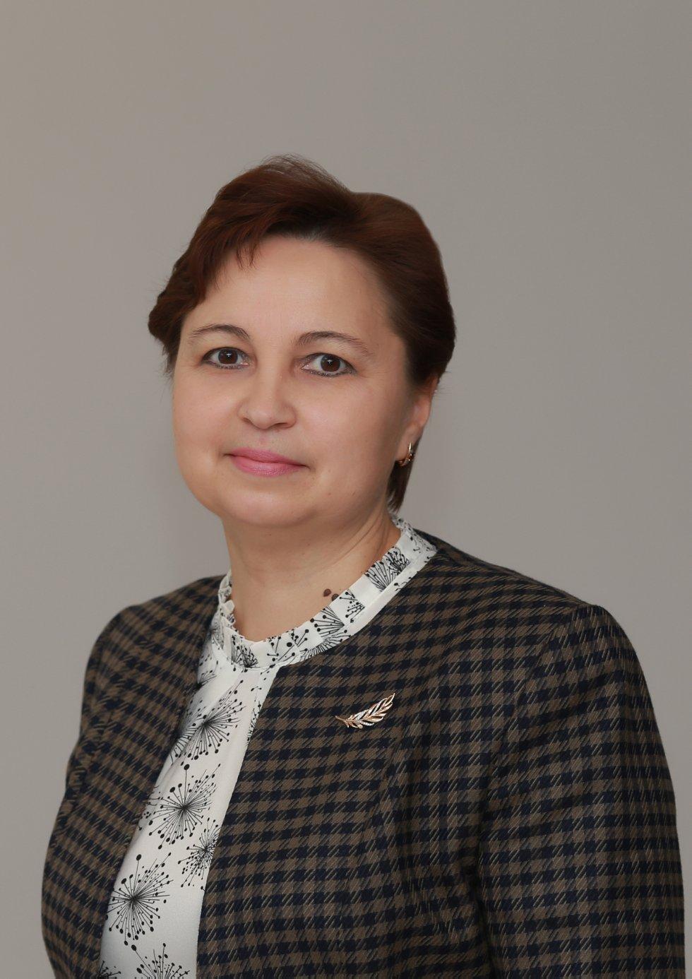 Kadyrova Farida Zaditovna