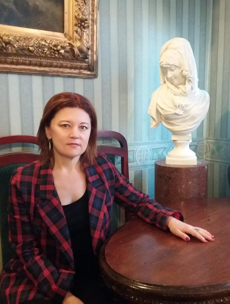 Евграфова Ольга Геннадьевна