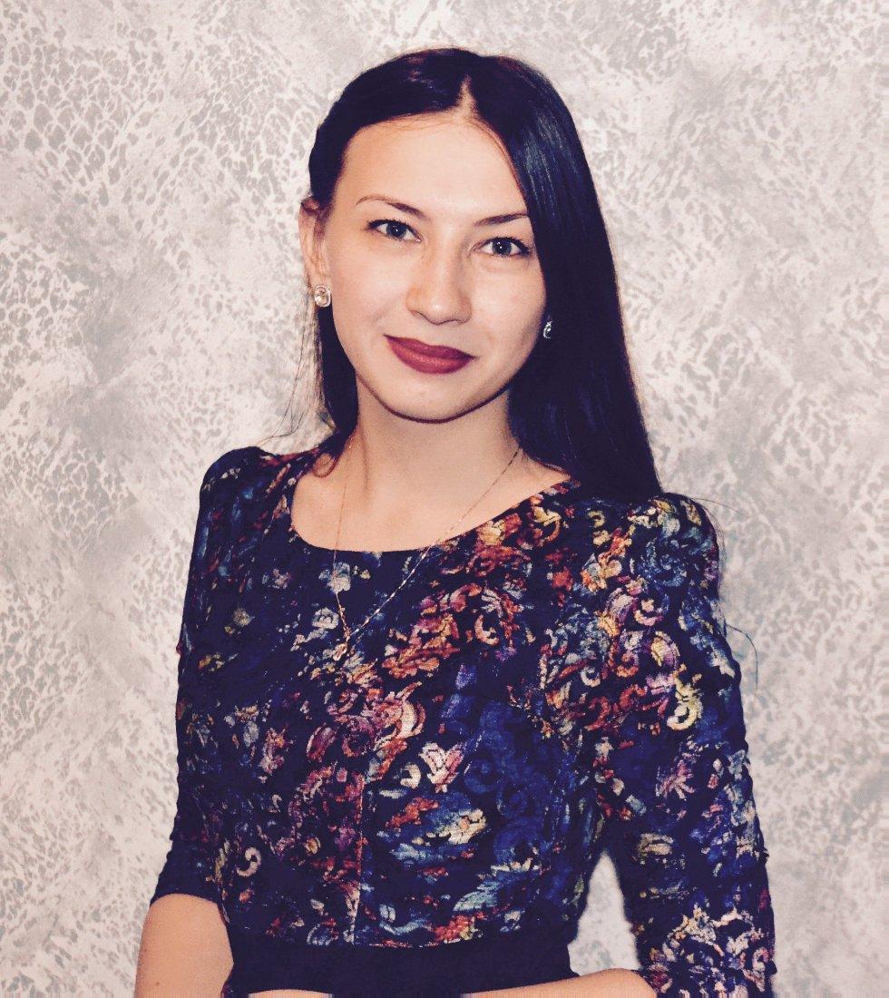 Gabidullina Regina Irekovna