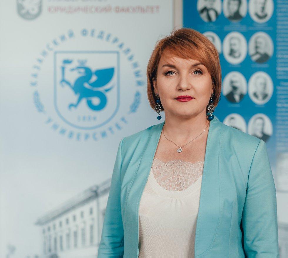 Бакулина Лилия Талгатовна