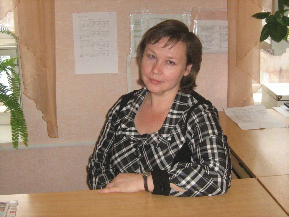 Власова Наталья Петровна