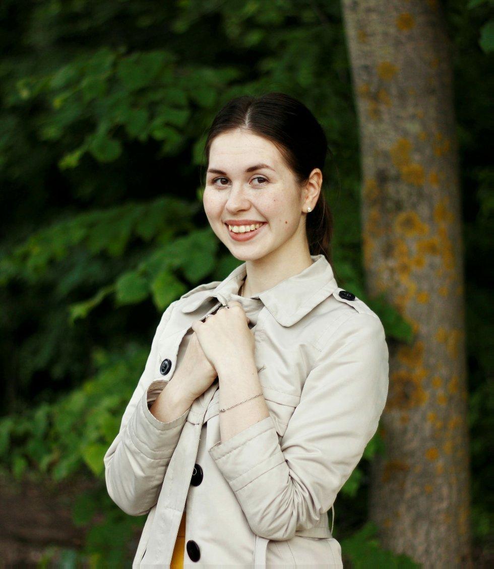 Александрова Юлия Игоревна