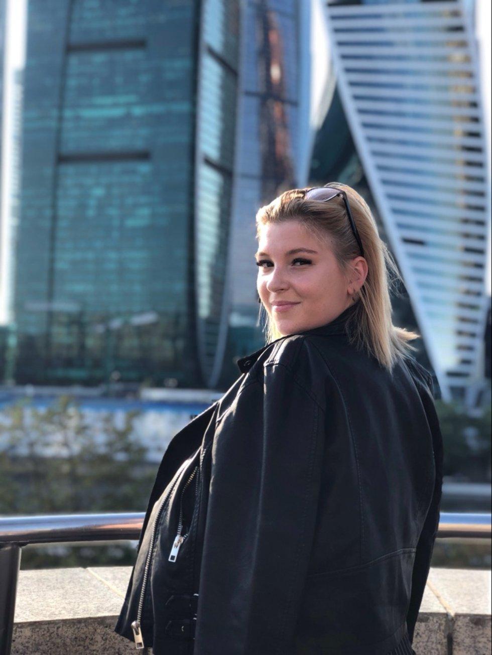 Комарова Елена Евгеньевна