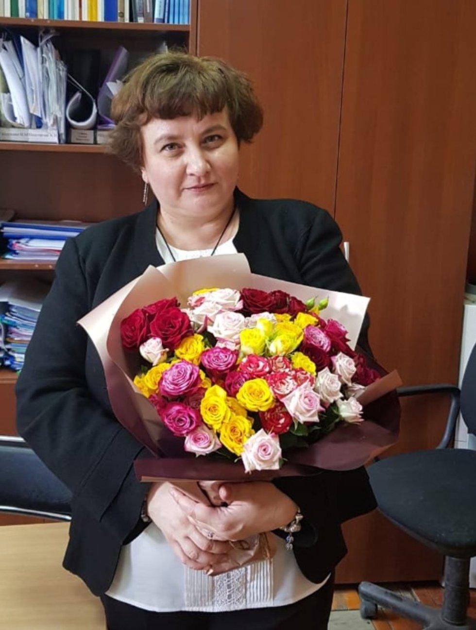 Стрельник Евгения Юрьевна